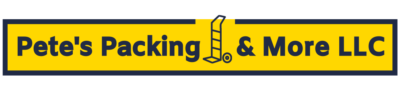 Pete's Packing & More LLC S Plainfield NJ Delivery & Movers